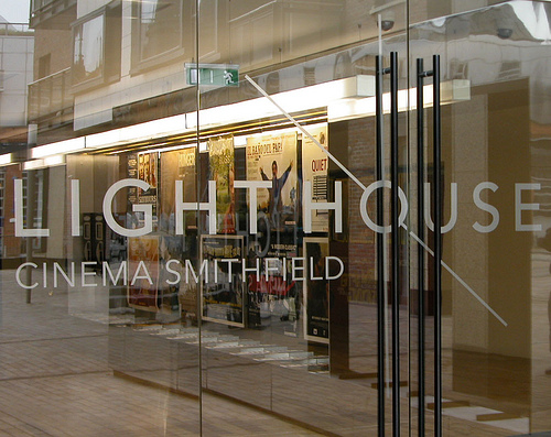 film the lighthouse theater in smithfield market is a hip place to