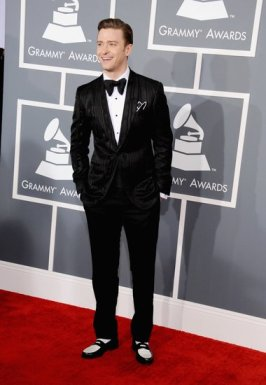 Justin Timberlake brings Old School Hollywood to the Grammys and gives the performance of the nightPic: www.popsugar.com